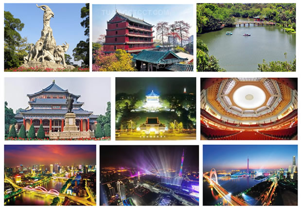 Guangzhou 1 Day Historic Tour A -- Book here