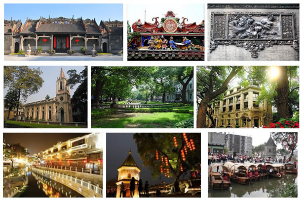 Guangzhou 1 Day Historic Tour B -- Book here