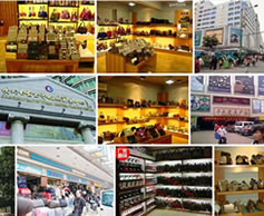 Guangzhou Leather & Handbags Market
